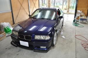BMW E36 ABSユニット修理