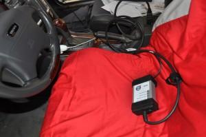 ボルボ C70 ABS修理