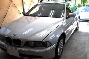BMW ABS修理 ご来店