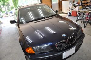 BMW E46 ABS修理