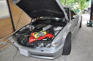 BMW E38 ABS