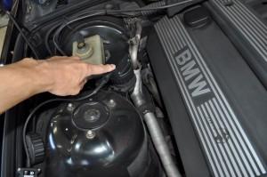 BMW E36 ABS診断