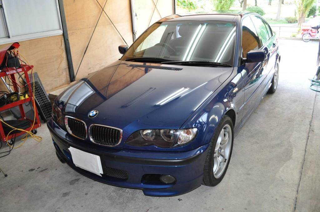 BMW E46 後期