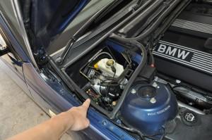 BMW E46 後期 ABSユニット