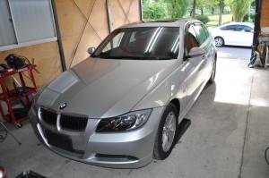 BMW E90 DSC