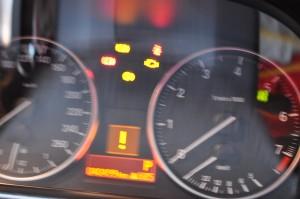 BMW E90 点灯している故障ランプ
