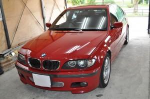 BMW E46後期 ABSユニット修理