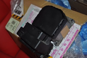 アウディ A4 ABS修理
