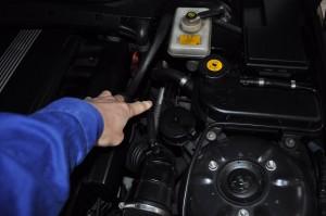 BMW Z3 ABS