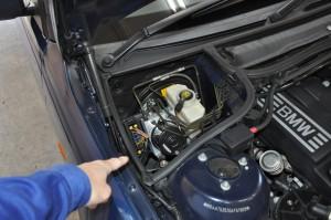 BMW E46後期 ABSユニット