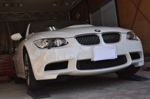 BMW E93 DSCユニット