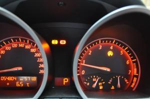 BMW Z4 DSC故障ランプ