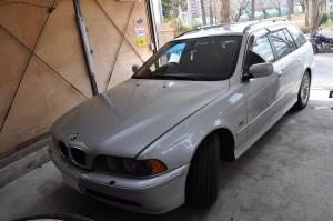 BMW E39 ASC