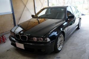 BMW E39 ASC修理