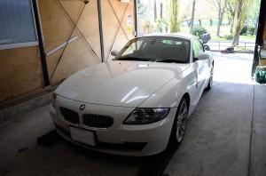BMW Z4 DSCハイドロポンプ