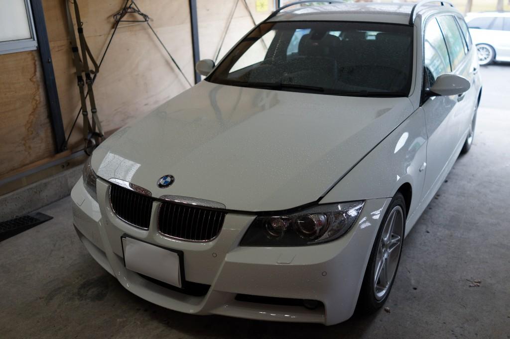 2/18 BMW E91 DSCユニット オーバーホール、ご予約で当日修理可能!
