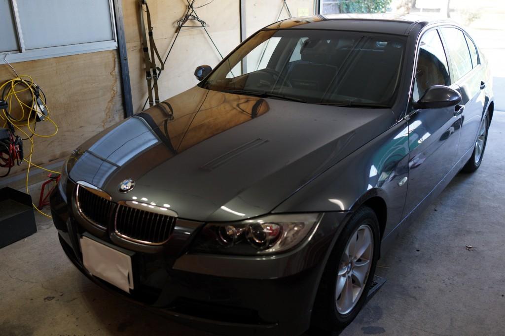 BMW E90 DSCユニット オーバーホール|修理後もランプが消えない場合は調整が必要