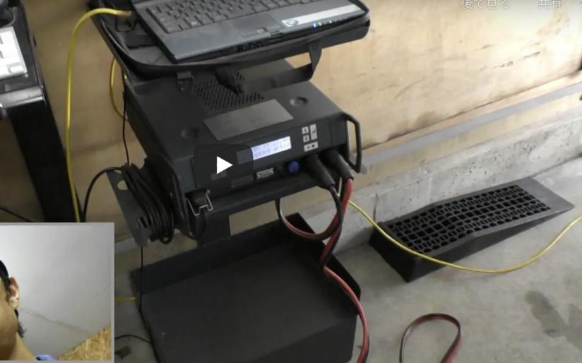 BMW コーディング用 定格電圧機 動画で紹介!