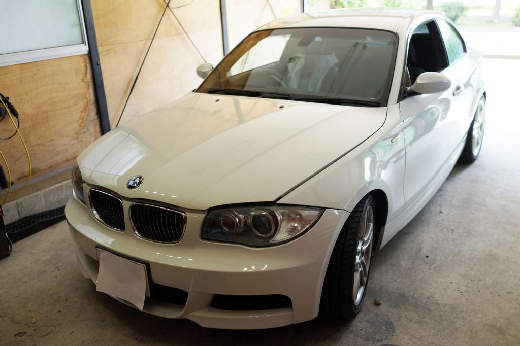 BMW E80 DSCユニット修理