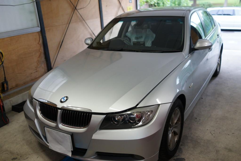 BMW E90 DSCユニット修理| 埼玉から急遽ご依頼