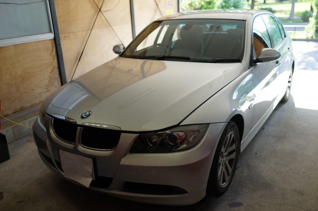 BMW E90 DSCユニット修理 舵角センサーの不具合もあり