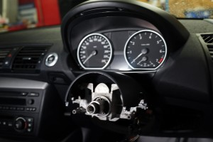 BMW 舵角センサー