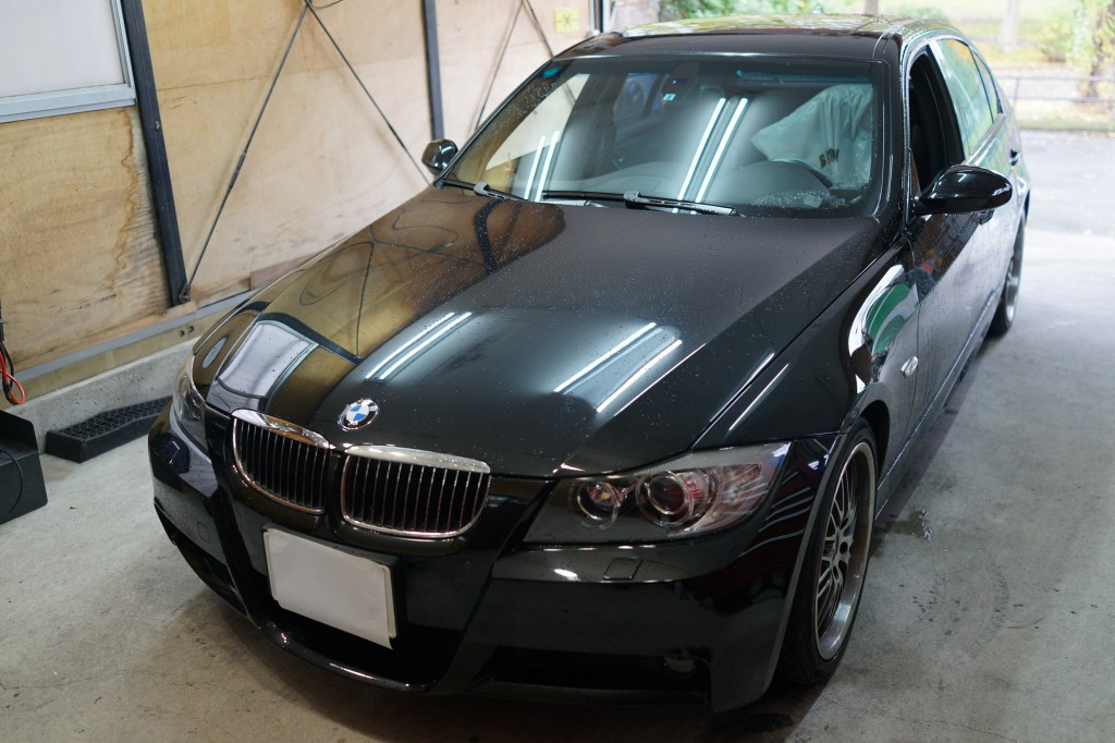 BMW E90 ABS修理 トルクレンチは必須アイテム