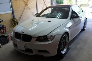 BMW E92 ABS