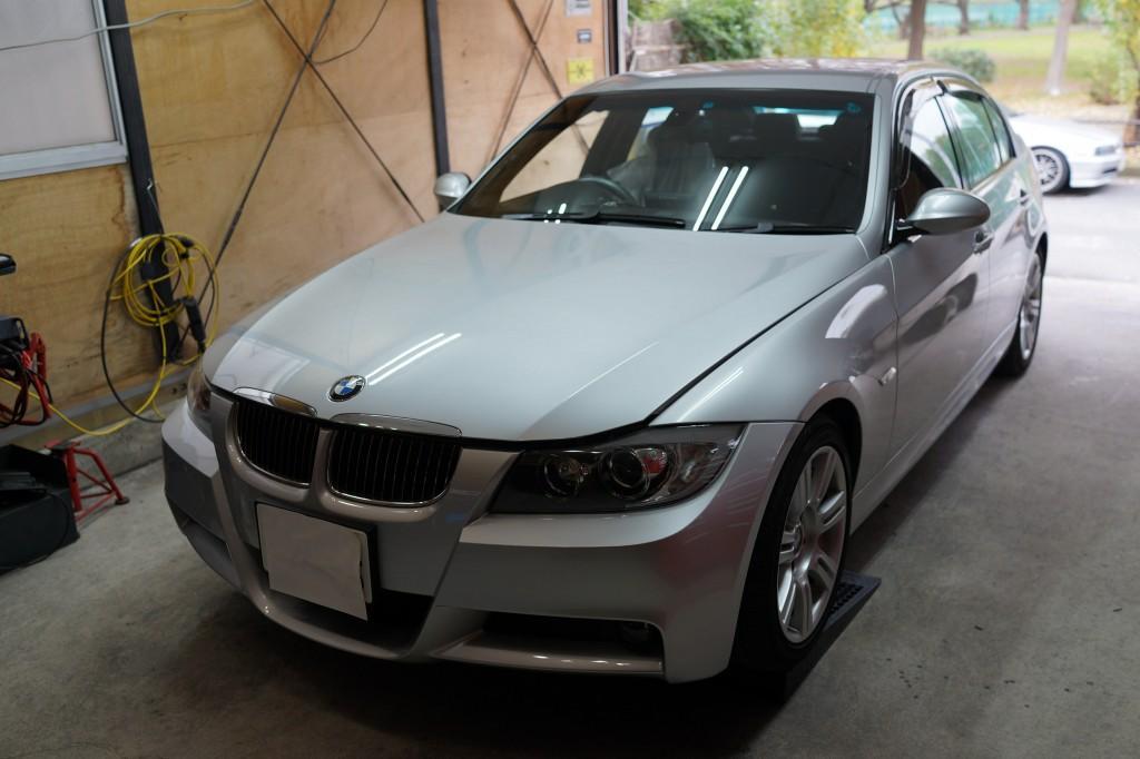 BMW E87 ABS修理 スピードセンサー交換も