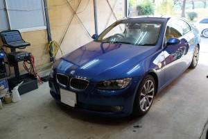 E92 ABS修理
