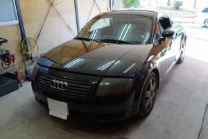 AUDI ABS修理