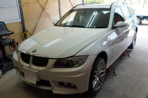 BMW E91 ABS