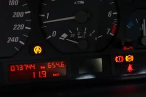 BMW E46後期 ABS