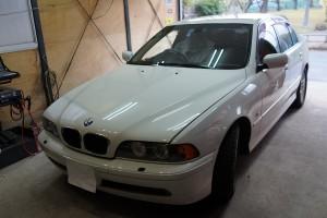 BMW E39 ABS