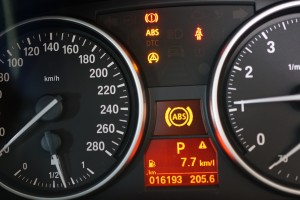 BMW ABSランプ