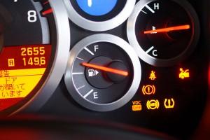 GTR ABSランプ点灯