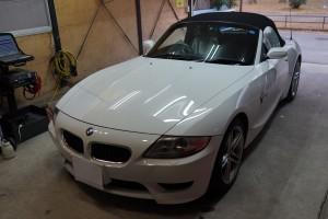 BMW Z4 ABS