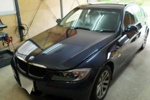 BMW E90 舵角センサー