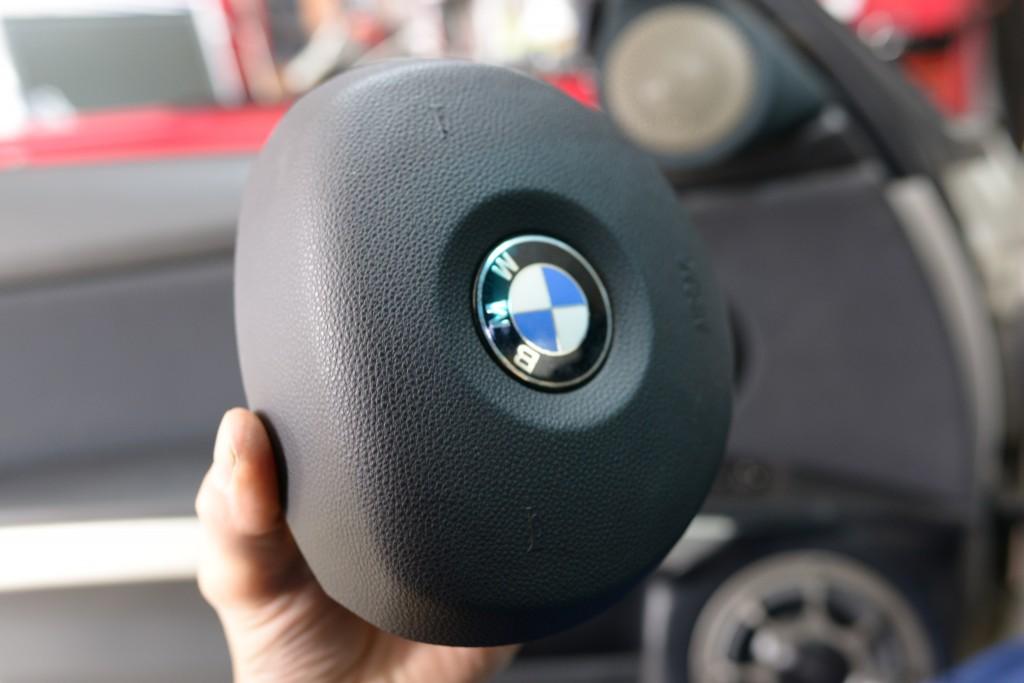BMW E90 DSCユニット修理&舵角センサー交換