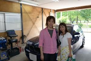 BMW E80 ABS修理