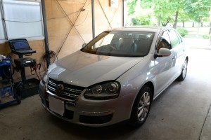VW Golf Jetta