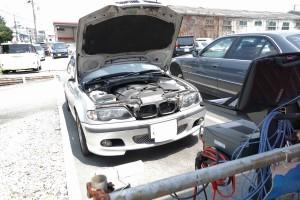BMW E46後期 ASCユニット