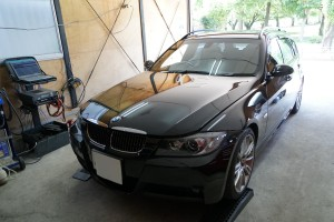 BMW E91 ABSユニット