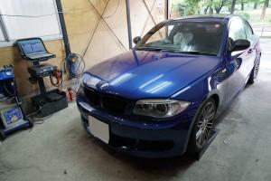 BMW E82 ABS