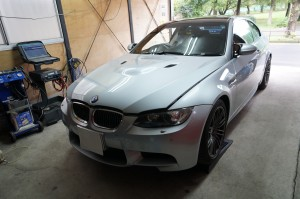 BMW E90 M3 DSCユニット