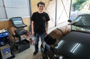 BMW Z4 ABS修理 レビュー