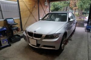 BMW  E90 DSC修理