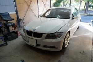 BMW E90 ABSユニット