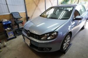 VW ゴルフバリアント ABS