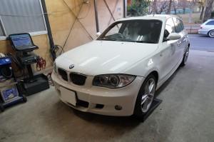 BMW E87 DSCユニット修理